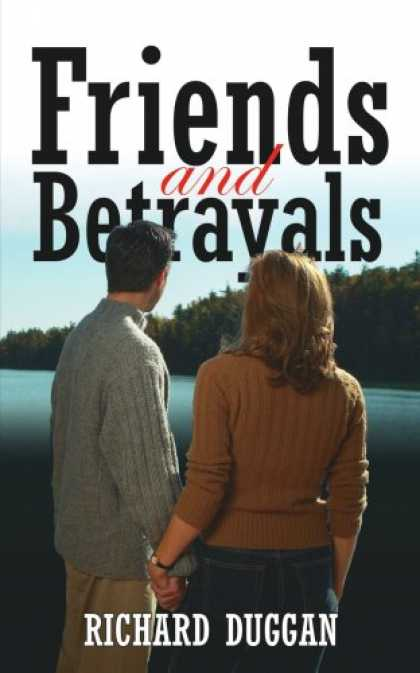 Books About Friendship - Friends and Betrayals