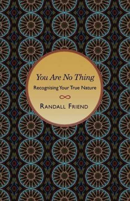 Books About Friendship - You Are No Thing