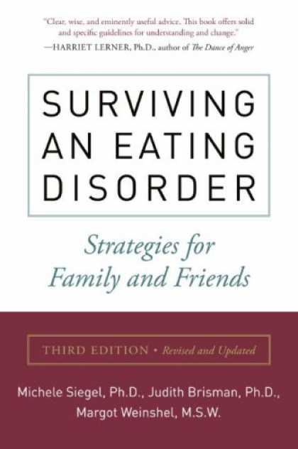 Books About Friendship - Surviving an Eating Disorder, Third Edition: Strategies for Family and Friends
