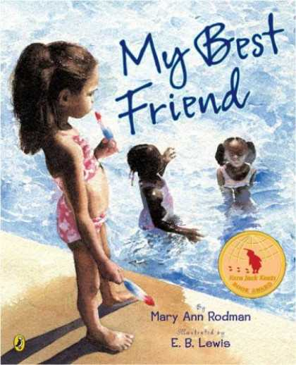 Books About Friendship - My Best Friend