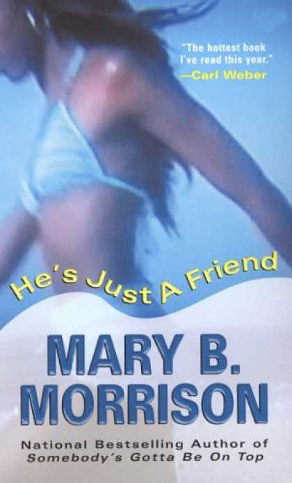 Books About Friendship - He's Just A Friend