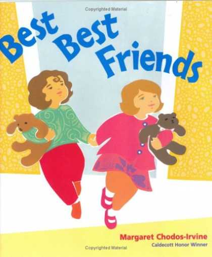 Books About Friendship - Best Best Friends