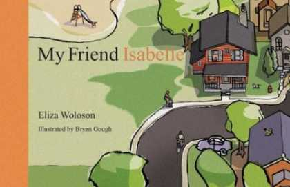 Books About Friendship - My Friend Isabelle