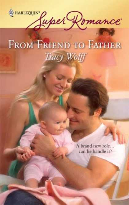 Books About Friendship - From Friend to Father (Harlequin Superromance)