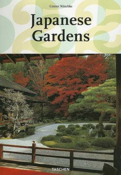 Books About Japan - Japanese Gardens: Right Angle and Natural Form (Taschen 25th Anniversary)