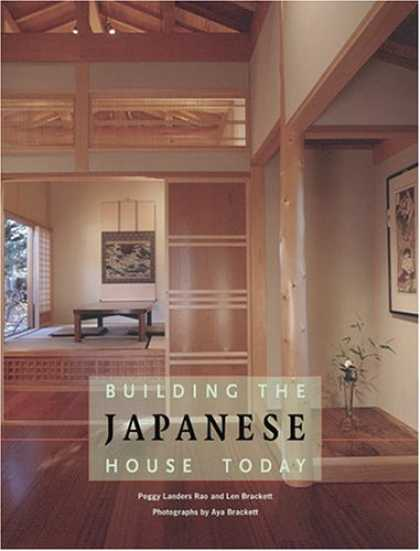 Books About Japan - Building the Japanese House Today