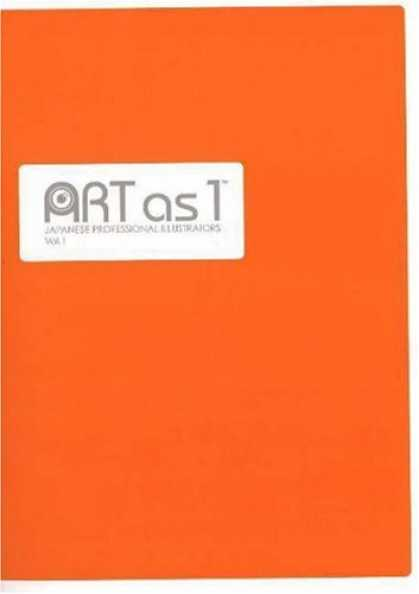 Books About Japan - ART as 1: Japanese Professional Illustrators Vol. 1 (ART as 1 series)