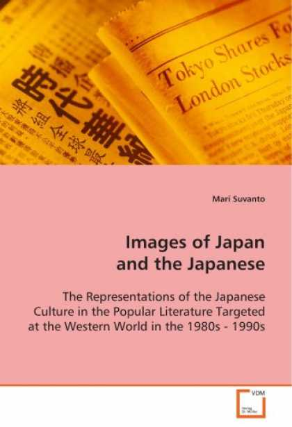 Books About Japan - Images of Japan and the Japanese: The Representations of the Japanese Culture in