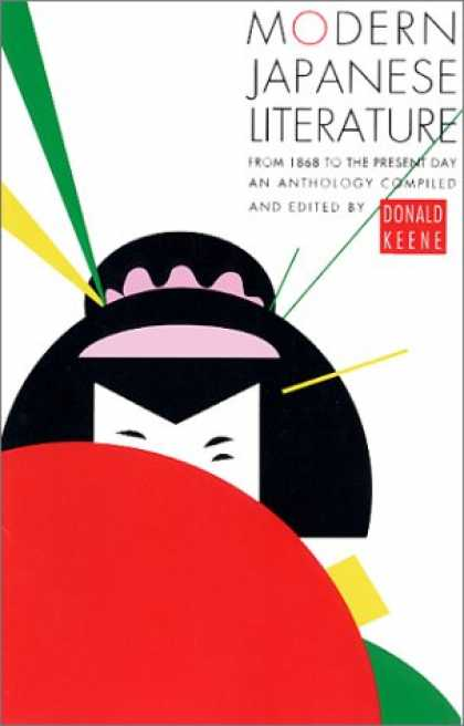 Books About Japan - Modern Japanese Literature: From 1868 to the Present Day