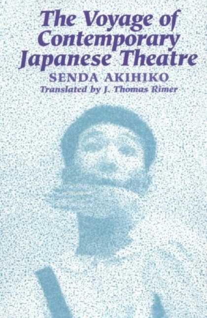 Books About Japan - The Voyage of Contemporary Japanese Theatre