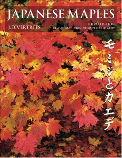 Books About Japan - Japanese Maples