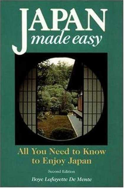 Books About Japan - Japan Made Easy