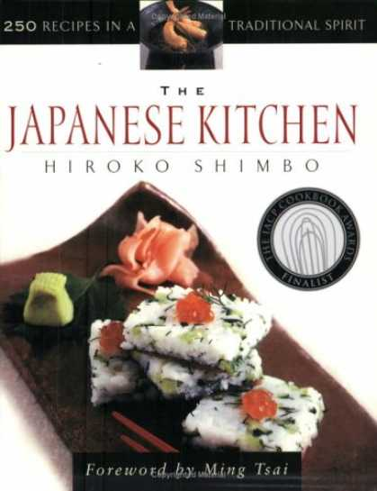 Books About Japan - The Japanese Kitchen