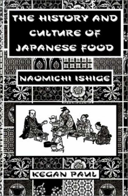 Books About Japan - The History and Culture of Japanese Food
