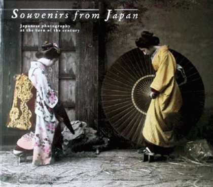 Books About Japan - Souvenirs from Japan. Japanese photography at the turn of the century.