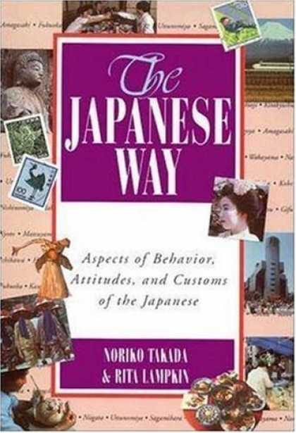 Books About Japan - The Japanese Way : Aspects of Behavior, Attitudes, and Customs of the Japanese