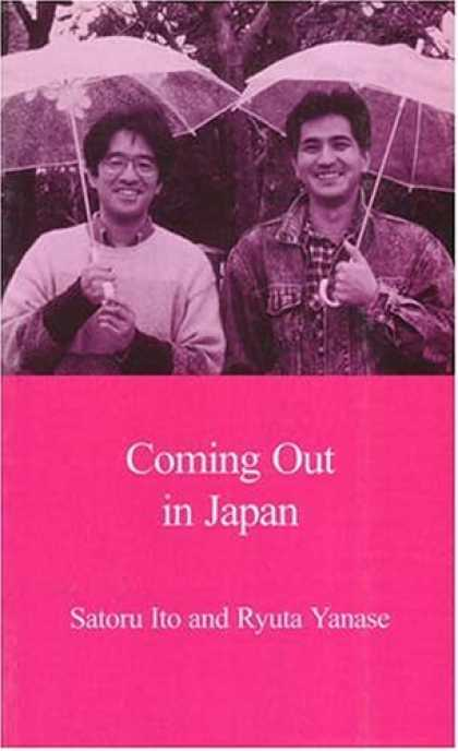 Books About Japan - Coming Out in Japan (Japanese Society)