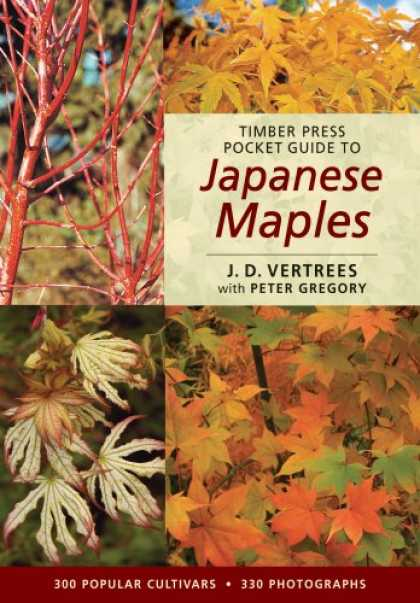 Books About Japan - Timber Press Pocket Guide to Japanese Maples (Timber Press Pocket Guides)