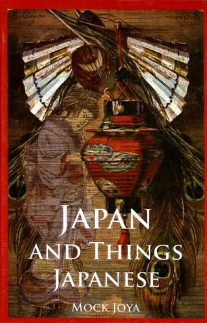Books About Japan - Japan And Things Japanese (Kegan Paul Japan Library)
