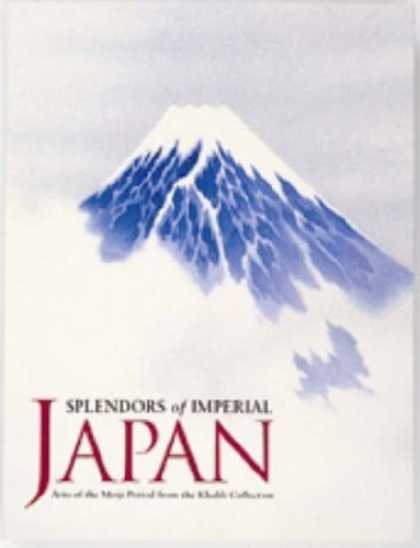 Books About Japan - Splendors of Imperial Japan: Arts of the Meiji Period From the Khalili Collectio