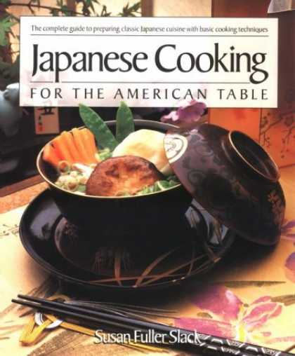 Books About Japan - Japanese Cooking for the American Table
