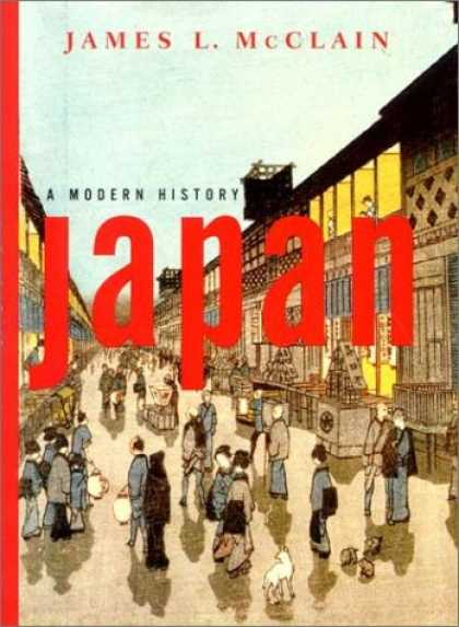Books About Japan - Japan: A Modern History: College Edition