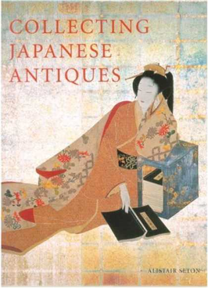 Books About Japan - Collecting Japanese Antiques