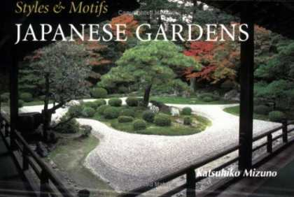 Books About Japan - Styles and Motifs Japanese Gardens