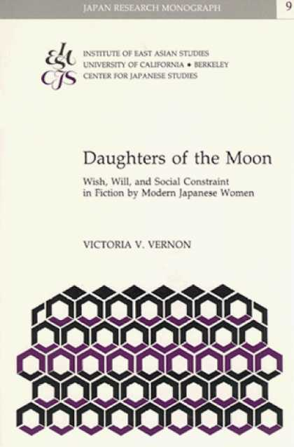 Books About Japan - Daughters of the Moon: Wish, Will, and Social Constraint in Fiction by Modern Ja