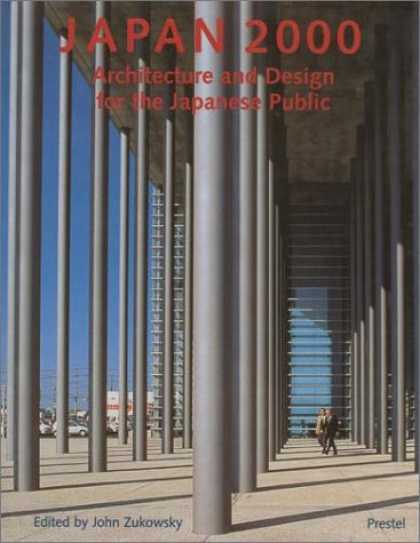 Books About Japan - Japan 2000: Architecture and Design for the Japanese Public