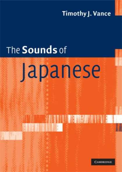 Books About Japan - The Sounds of Japanese with Audio CD