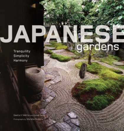 Books About Japan - Japanese Gardens: Tranquility, Simplicity, Harmony