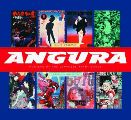 Books About Japan - Angura: Posters of the Japanese Avant-Garde