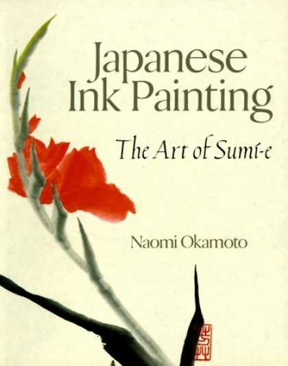 Books About Japan - Japanese Ink Painting: The Art of Sumi-e
