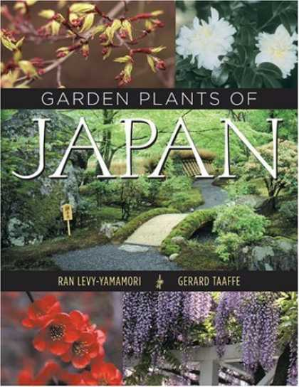 Books About Japan - Garden Plants of Japan