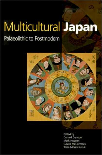 Books About Japan - Multicultural Japan: Palaeolithic to Postmodern (Contemporary Japanese Society)