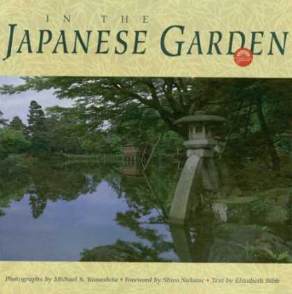 Books About Japan - In the Japanese Garden