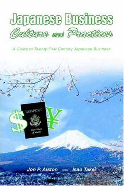 Books About Japan - Japanese Business Culture and Practices: A Guide to Twenty-First Century Japanes