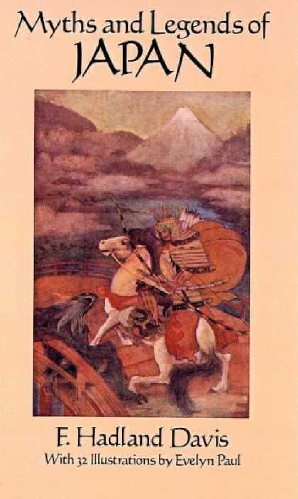 Books About Japan - Myths and Legends of Japan