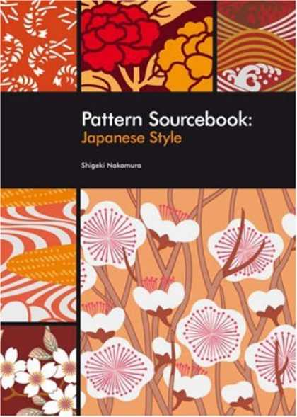Books About Japan - Pattern Sourcebook: Japanese Style: 250 Patterns for Projects and Designs