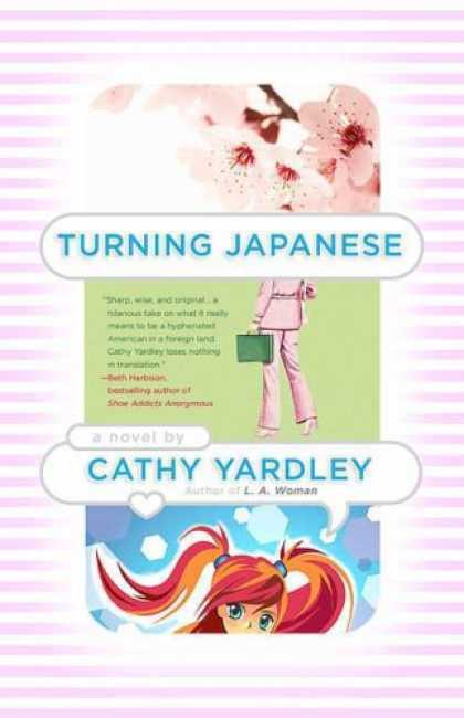 Books About Japan - Turning Japanese