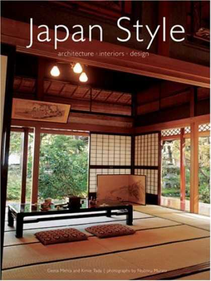 Books About Japan - Japan Style: Architecture Interiors Design