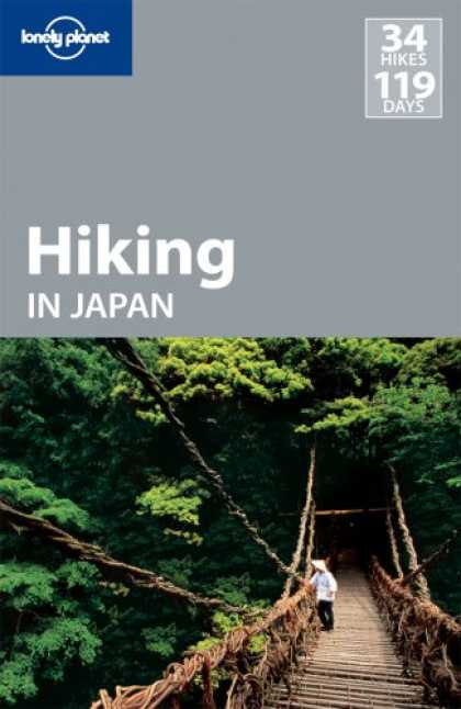 Books About Japan - Hiking in Japan (Walking)