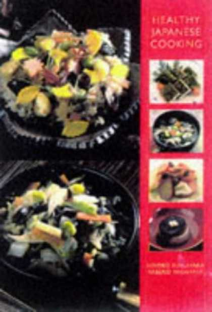 Books About Japan - Healthy Japanese Cooking