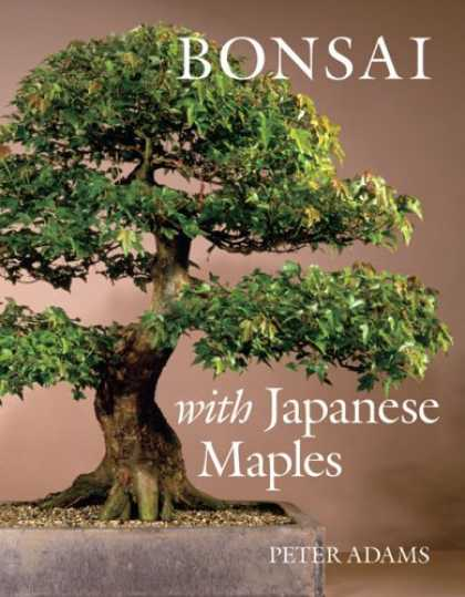 Books About Japan - Bonsai with Japanese Maples