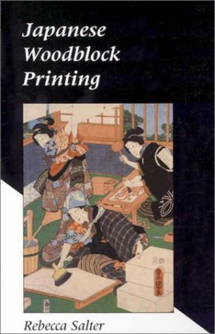 Books About Japan - Japanese Woodblock Printing (PH)