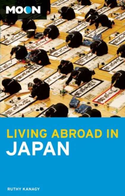 Books About Japan - Moon Living Abroad in Japan