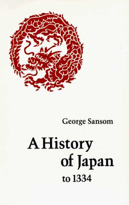 Books About Japan - A History of Japan to 1334