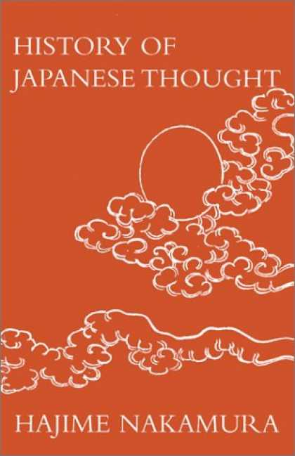Books About Japan - A History of the Development of Japanese Thought
