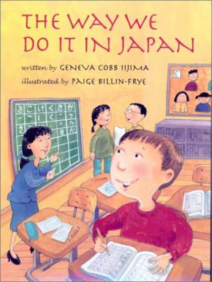 Books About Japan - The Way We Do It in Japan